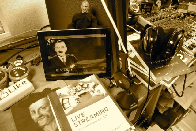 Der visionäre Medientheoretiker Thomas Mann